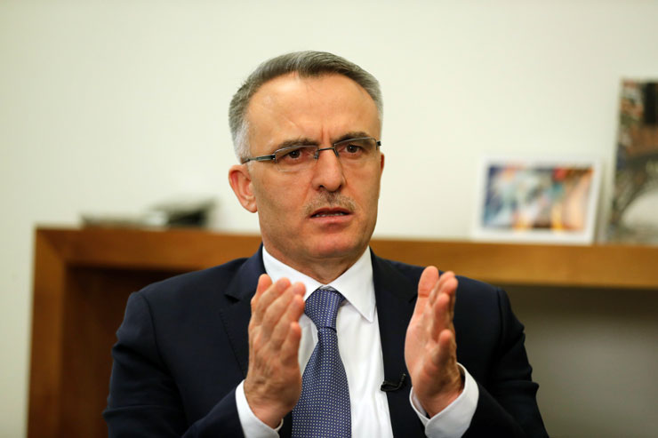 Ağbal'dan bir 'sıkı duruş' mesajı daha: Yüzde 5 enflasyona kadar devam