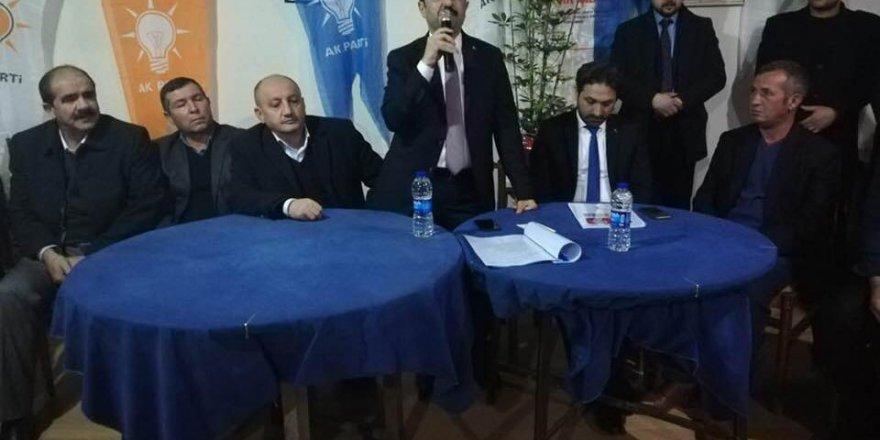 Konya'da köylüler ile AK Parti'liler arasında kavga çıktı!