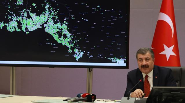 Sağlık Bakanı Koca'dan İstanbul'a uyarı!