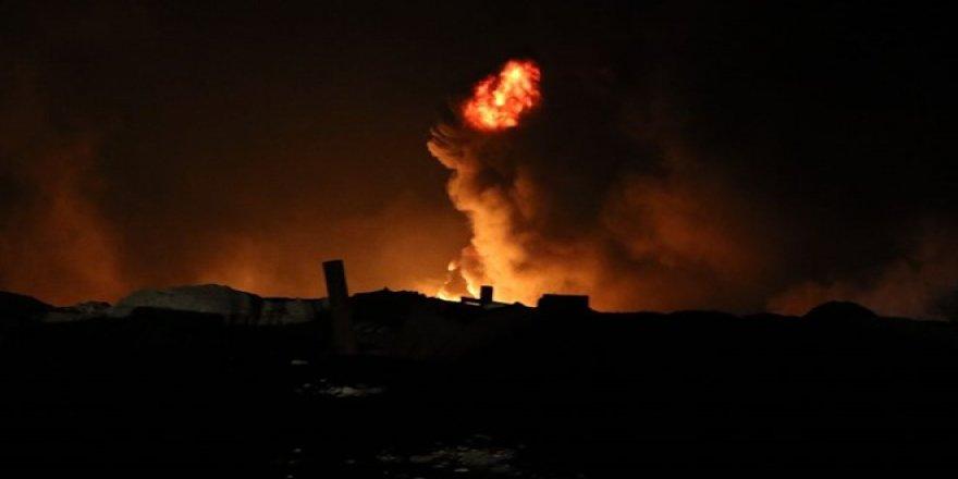 Suriye'nin kuzeyinde patlama: 3 ölü, 28 yaralı