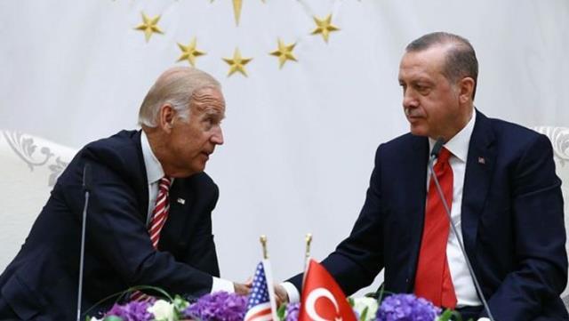 Beyaz Saray'dan Cumhurbaşkanı Erdoğan açıklaması