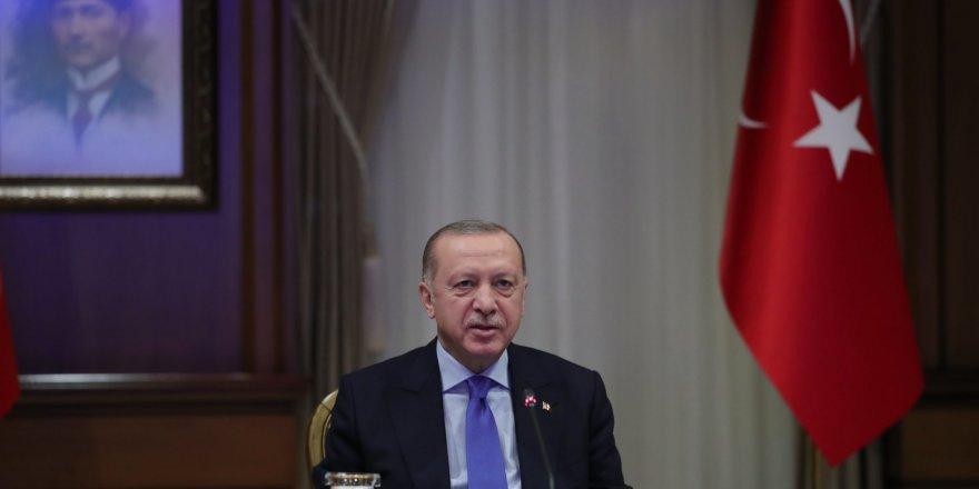 Erdoğan: Terör Zincirini Üç Yerde Parçaladık