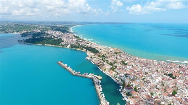 Sinop'ta haftalık vaka sayısı 7 günde iki katına çıktı
