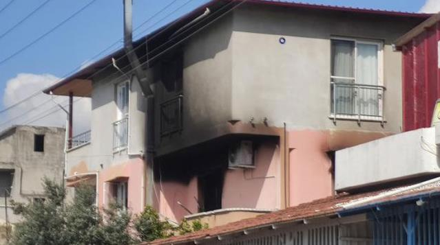 Hatay'da evde çıkan yangında 2 yaşındaki ikiz kardeşler hayatını kaybetti