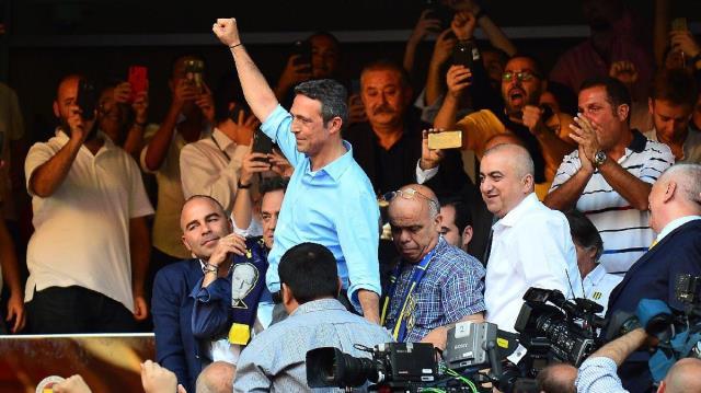 Fenerbahçe Başkanı Ali Koç: Devlete çağrımdır, FETÖ'yü futboldan temizleyin
