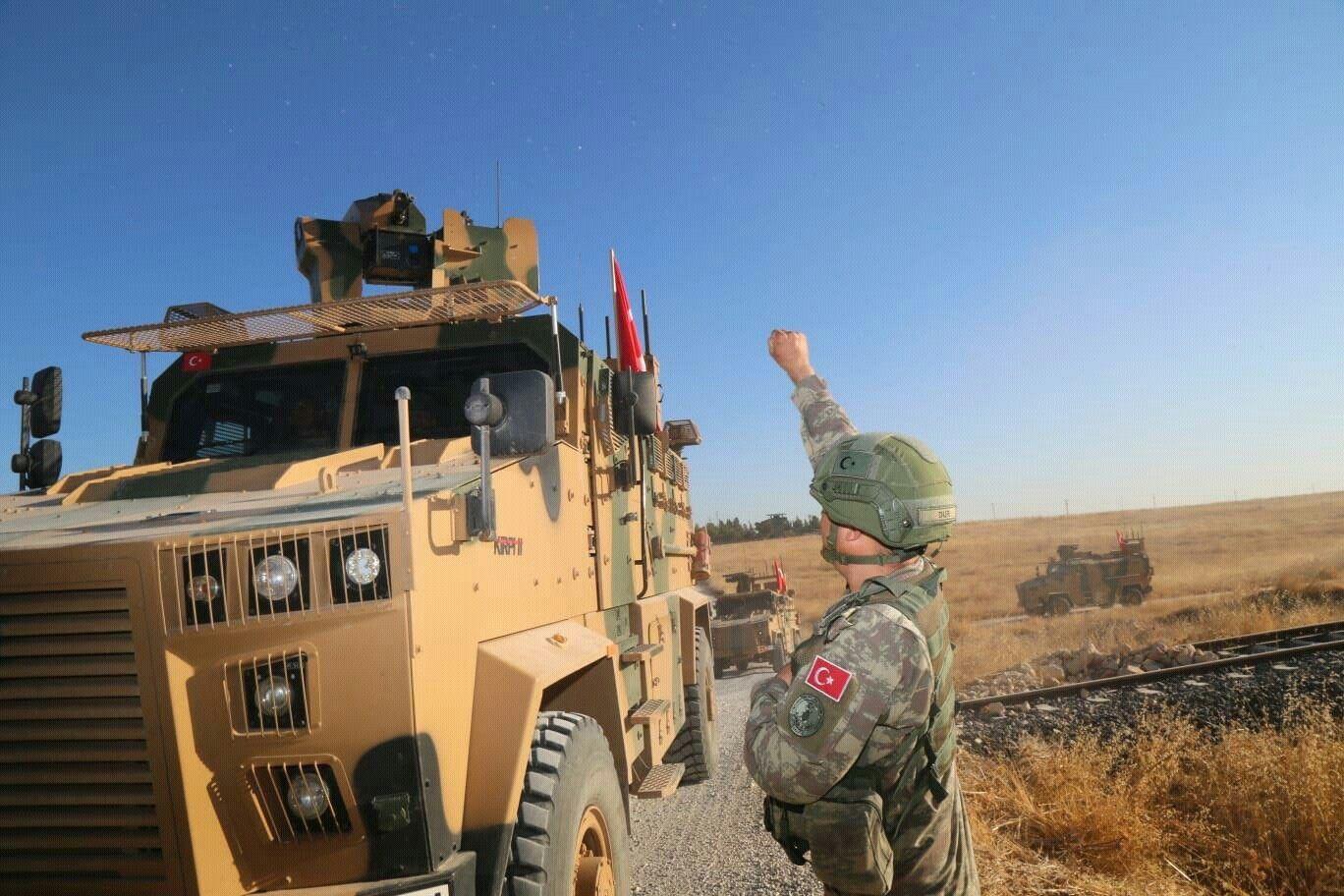 MSB: Tel Rıfat'tan saldırı girişiminde bulunan 7 PKK/YPG'li terörist etkisiz hale getirildi