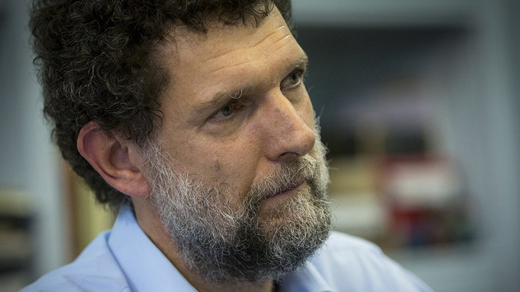 Osman Kavala Reuters'a konuştu: