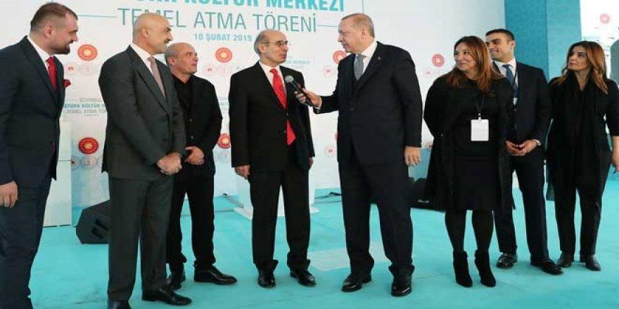 AKM'yi de Fettah Tamince'nin şirketi Sembol İnşaat yapacak