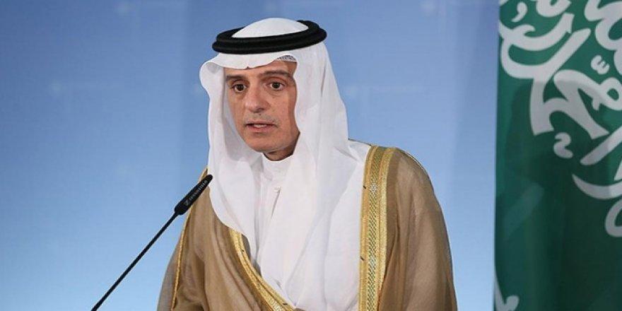 Suudi Arabistan Dışişleri Bakanı: Kaşıkçı cinayeti bir hataydı