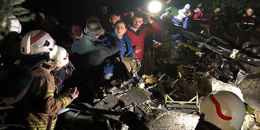 Akif Hamzaçebi: Helikopterin arızalı olduğu biliniyordu