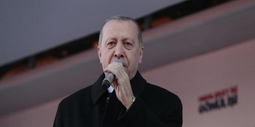 Cumhurbaşkanı Erdoğan: Venezuela'nın altınları Çorum'da işlenecek