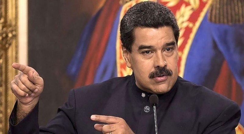 NICOLAS MADURO: ''GUAIDO ER YA DA GEÇ MAHKEMEDE HESAP VERECEK''