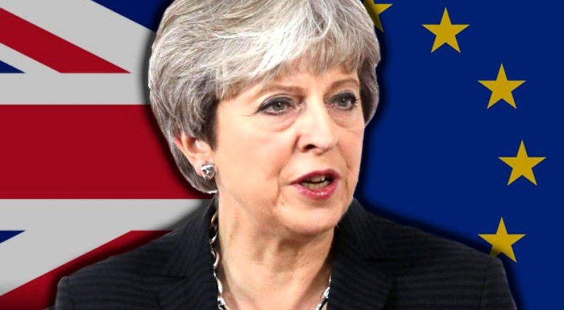 İNGİLİZ PARLAMENTOSUNDAN THERESA MAY'E İKİNCİ RED
