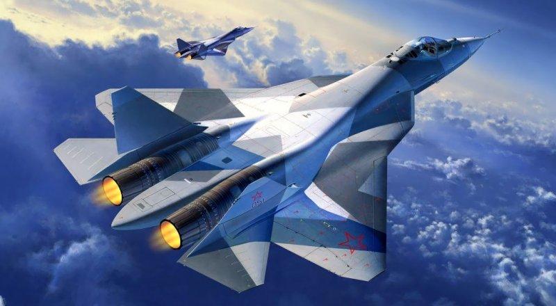 RUSYA, YENİ NESİL ''SU-57'' SAVAŞ UÇAĞINI DIŞ PAZARLARA SÜRMEYİ PLANLIYOR