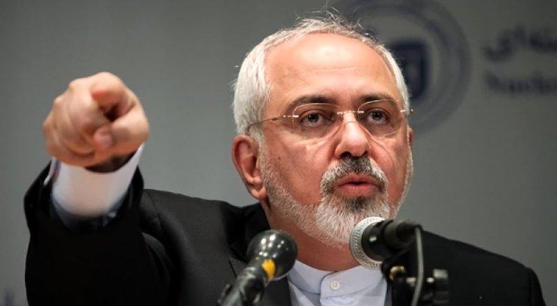İRAN DIŞİŞLERİ BAKANI CEVAD ZARİF'TEN ABD'YE ''PATOLOJİK SAPLANTI'' SUÇLAMASI