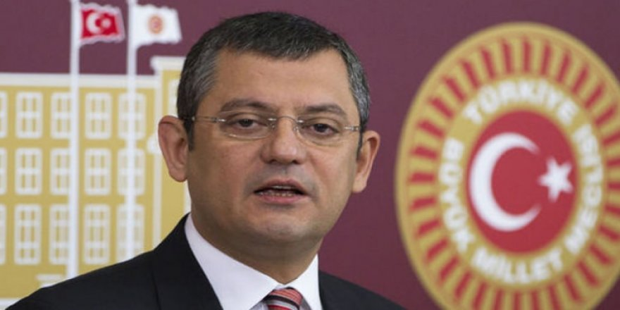 CHP'li Özel: İYİ Parti'ye oy vereceğim