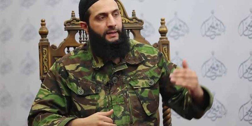 'El Nusra lideri Hatay'da tedavi görüyor'