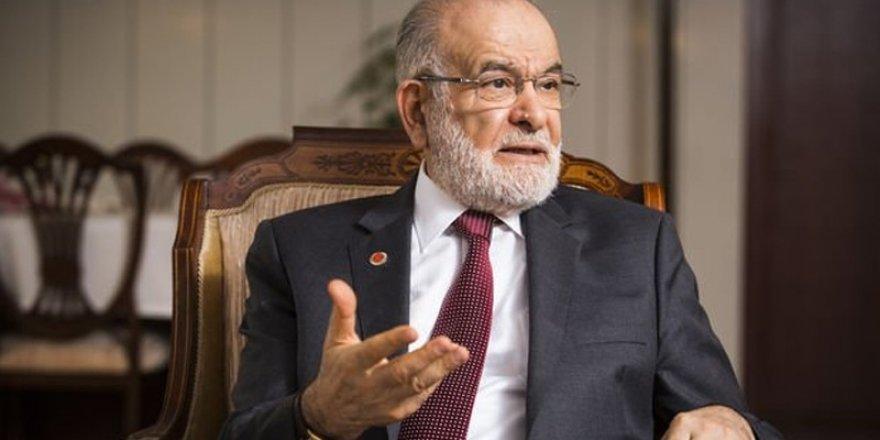 Karamollaoğlu: Muhalefetin yanlış politikaları iktidarın hatasının üstünü örtmez