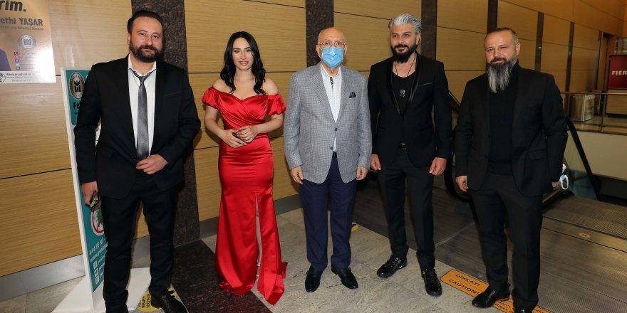 Ankara Dizisi 'Dört'ün Galası Başkent'te yapıldı