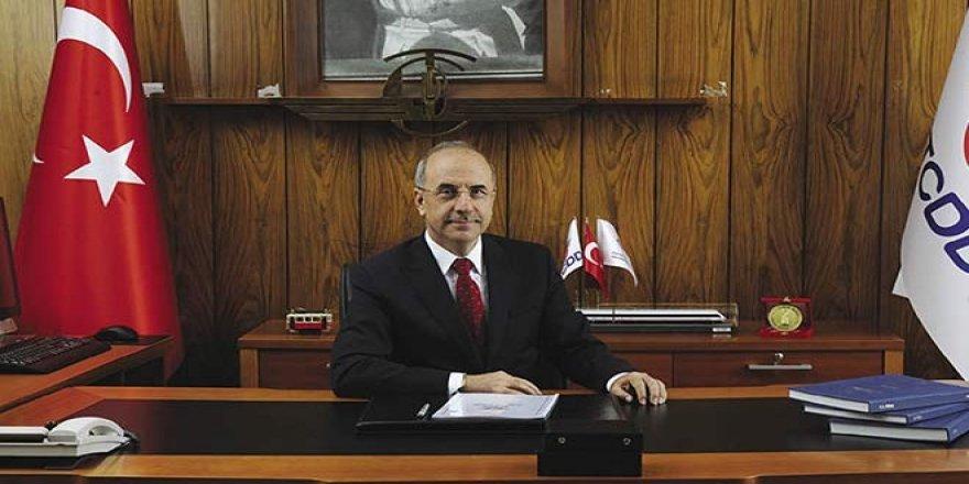 TCDD Genel Müdürü Apaydın görevden alındı