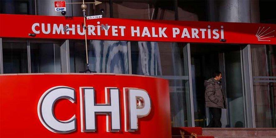 CHP'de Parti Meclisi Olağanüstü Toplanacak