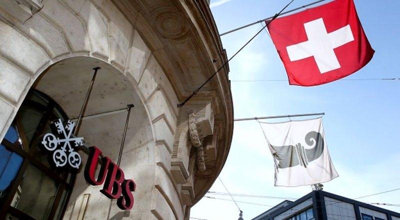 İSVİÇRE BANKASI UBS'E VERGİ KAÇAKÇILIĞI VE PARA AKLAMA SUÇLARINDAN TOPLAM 4,5 MİLYAR EURO PARA CEZASI VERİLDİ