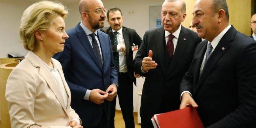 AB'den Hukuk ve İstanbul Sözleşmesi vurgusu