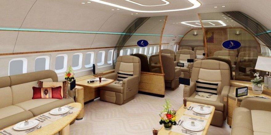 """Dubai'de lüks jetle """"gökyüzünde iftar"""" hizmeti sunulacak"""