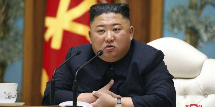 Kuzey Kore lideri Kim: Şimdiye kadarki en kötü durumla karşı karşıyayız