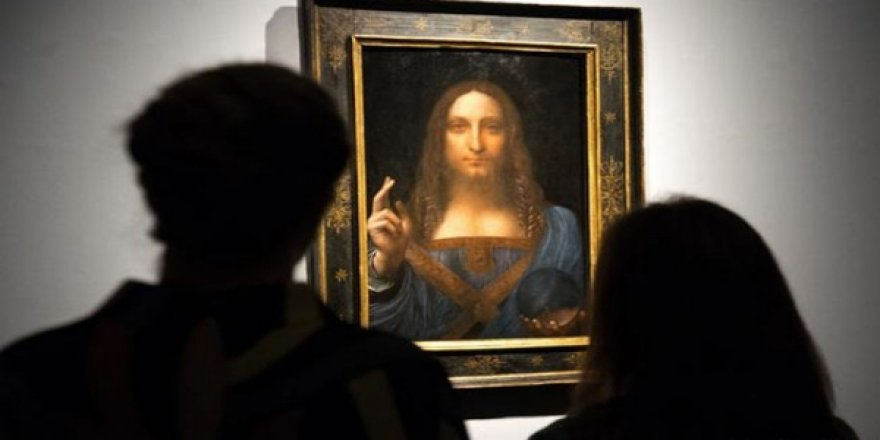 Da Vinci'nin Salvator Mundi tablosu, NFT versiyonuyla yeni rekor peşinde