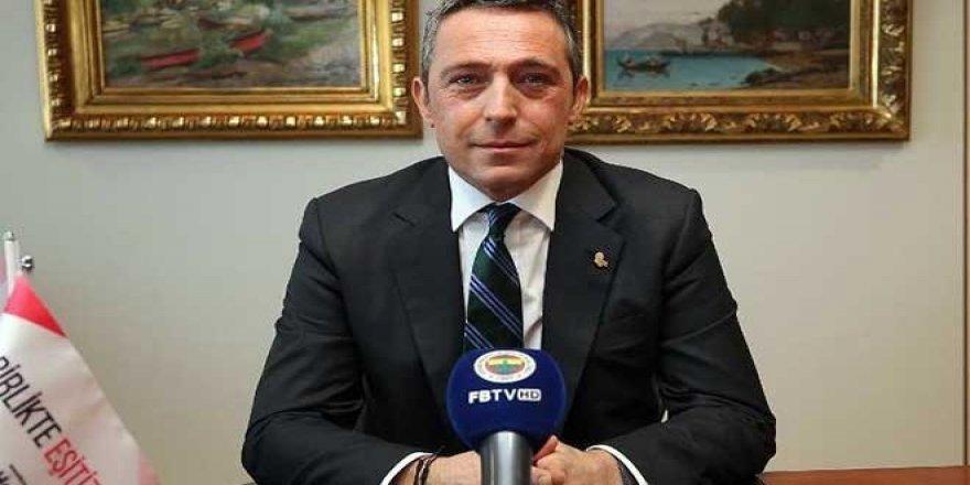 Ali Koç'dan Demirören Medya'ya tepki: Hürriyet, Posta, Milliyet, Fanatik neden yayınlamadı?