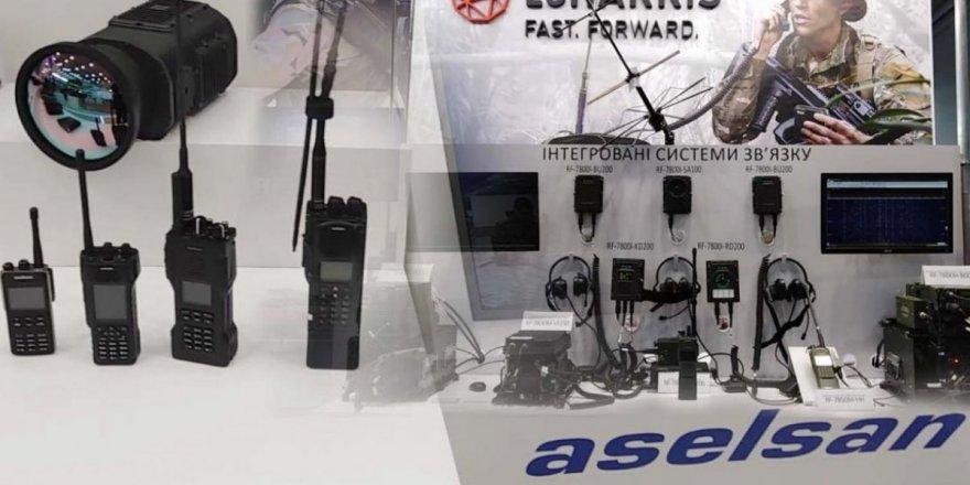 Ukrayna tanklarına iletişim ağı ASELSAN'dan