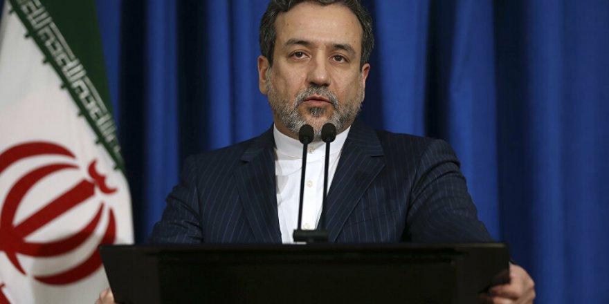 İran: Yaptırımlar kalkana kadar nükleer faaliyetlerimizi durdurmayacağız