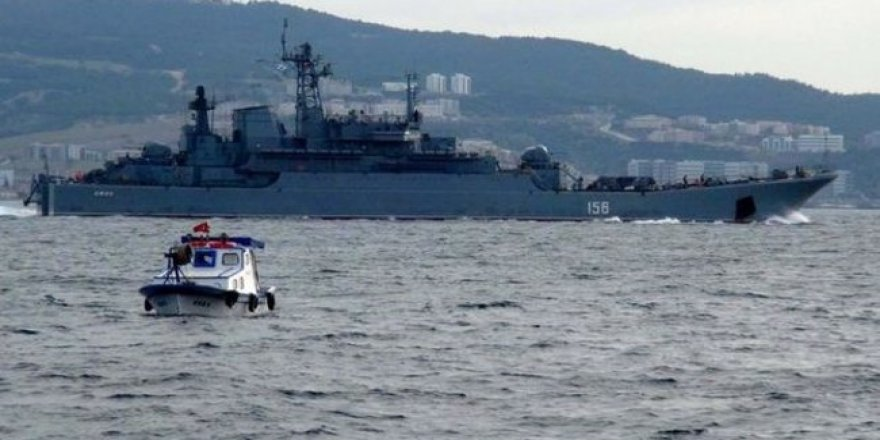Rusya Büyükelçiliği: Türkiye, Boğazlar'dan geçecek ABD savaş gemileri hakkında Moskova'ya bildirimde bulundu