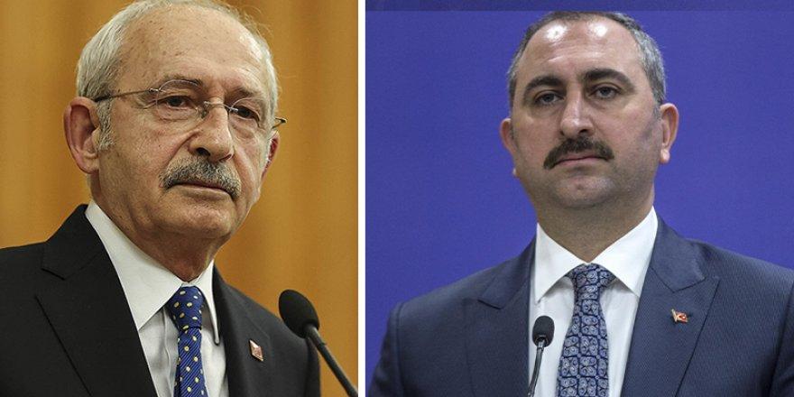 Kılıçdaroğlu'ndan Bakan Gül'e Baş Sağlığı Telefonu