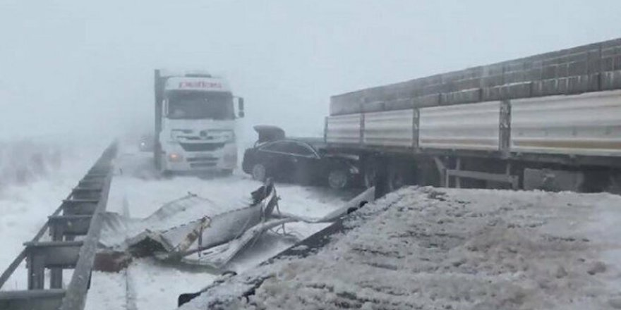 AKP'li Ali Şahin kaza geçirdi, acil yardım istedi