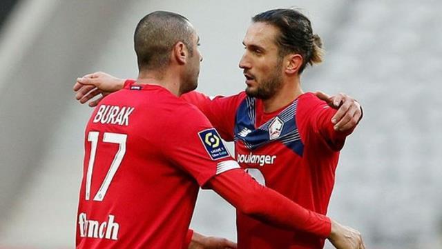 Fransız ekibi Lille, Türk Futbolcu ile yolları ayırma kararı aldı