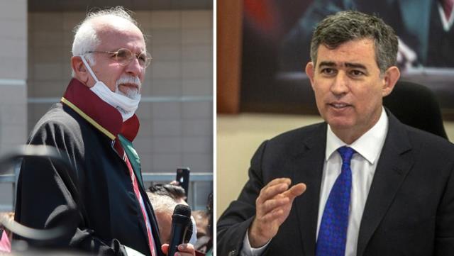 İstanbul Barosu Başkanı Mehmet Durakoğlu'ndan Feyzioğlu'na sert sözler
