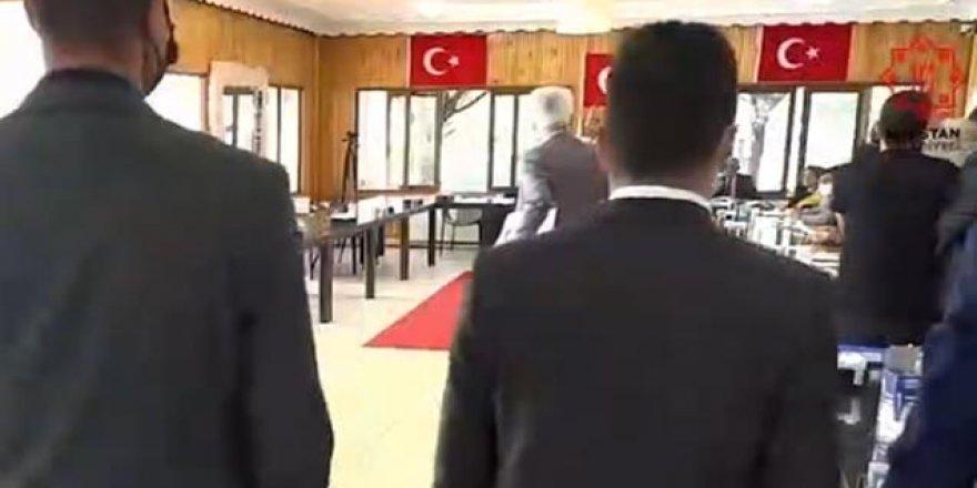 Cumhur İttifakı'nda yumruklu kavga çıktı