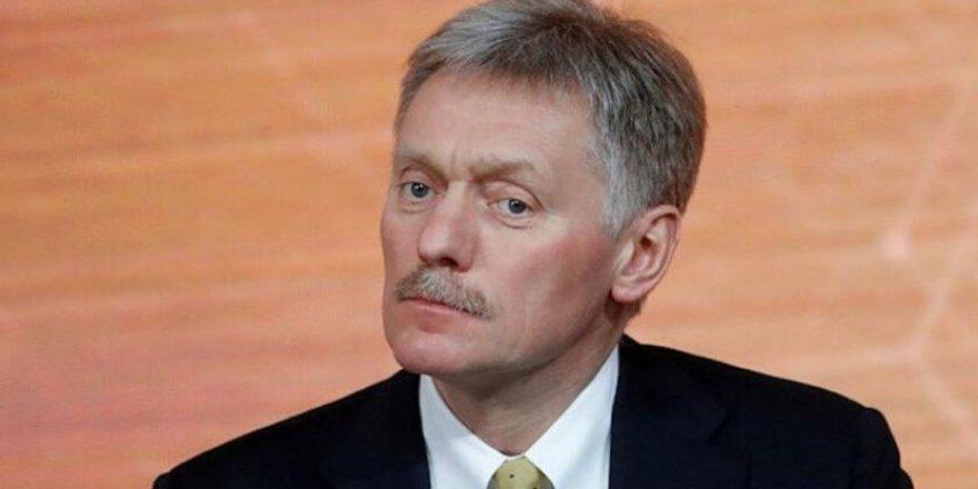 Kremlin: Ukrayna'yla savaşa doğru gitmeyi planlamıyoruz