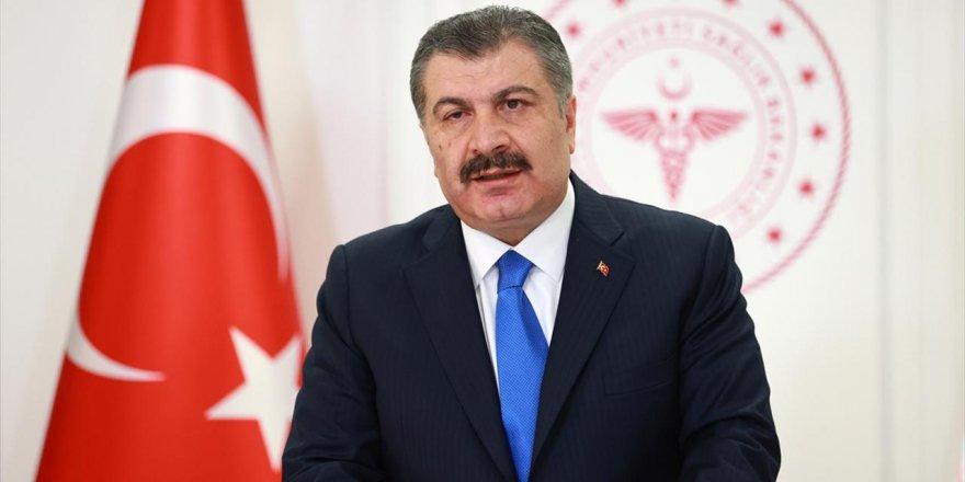 Sağlık Bakanı'nın ailesini korona vurdu