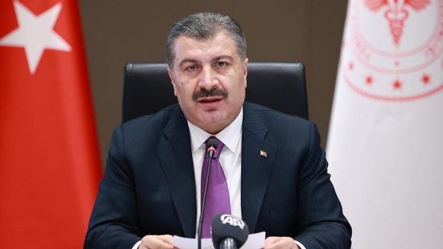 Bakan Koca: Ek tedbirler konusunda alternatifli önerileri Kabine Toplantısı'nda sunacağız