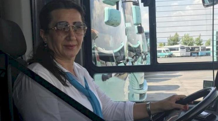 Manisa'da kadın halk otobüsü şoförü, Kod-29'la işten çıkarıldı