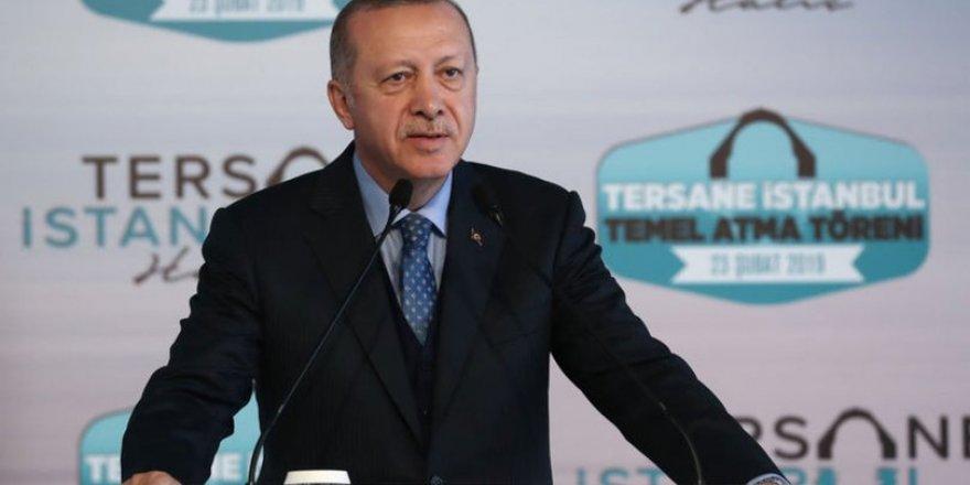 Erdoğan, Koç'a teşekkür etti, Koç Ailesinden kimse gelmedi