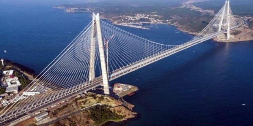 Yavuz Sultan Selim Köprüsü el değiştiriyor