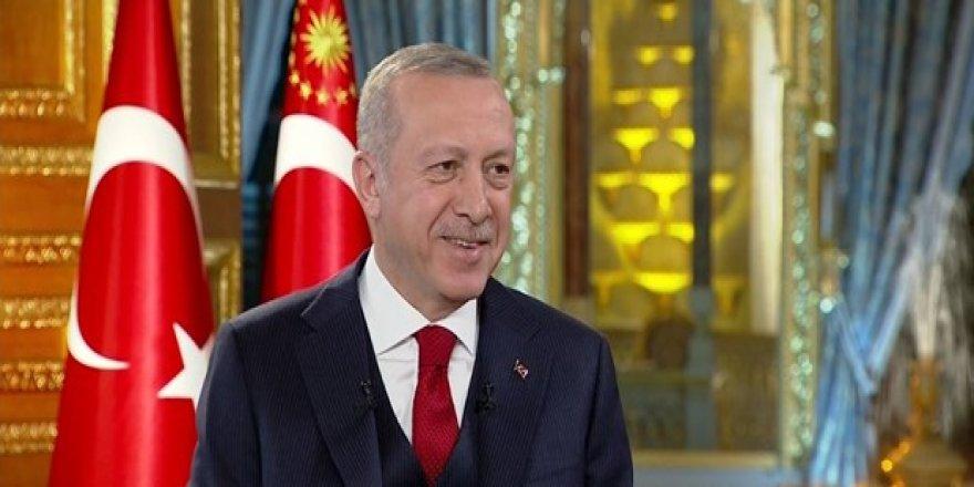 Erdoğan: 31 Mart'tan sonra ABD'yi ziyaret edebilirim