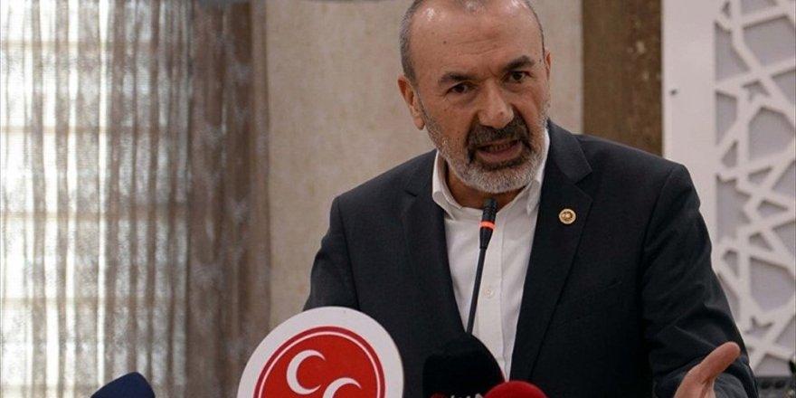 MHP Genel Başkan Yardımcısı Yaşar Yıldırım: Burhanettin Kocamaz satıldı