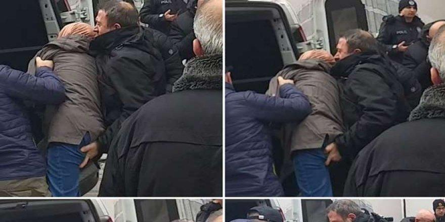 """Faruk Bildirici'den Hürriyet'e """"taciz"""" eleştirisi: Polis, gözaltına alınan bir genç kızın kalçasına el atamaz"""