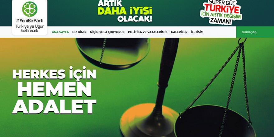 Oda TV: Gül ve Davutoğlu'nun parti kuracağı konuşulurken yenibirparti.org adlı site yayına başladı