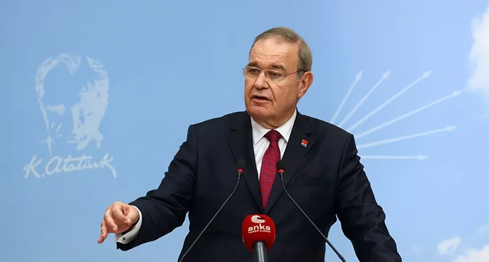 CHP Sözcüsü Faik Öztrak'dan 128 milyar dolar açıklaması!